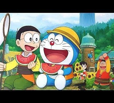 Doraemon Story of Seasons Coming West to Switch and PC