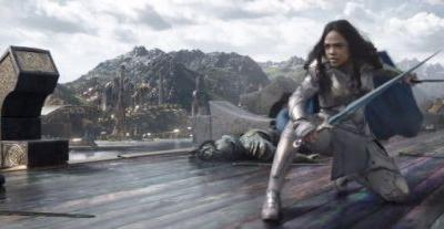 Tessa Thompson Reveals That Her 'Thor: Ragnarok' Character is Bisexual
