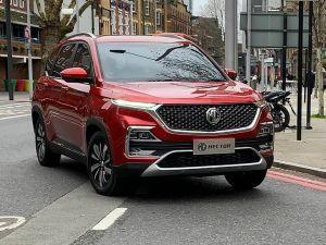 MG Hector Spied Undisguised India Launch Soon
