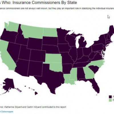 Meet the state insurance commissioners struggling to stabilize the markets