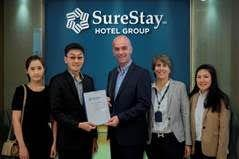 SureStay Hotel Group Set for Asian Debut