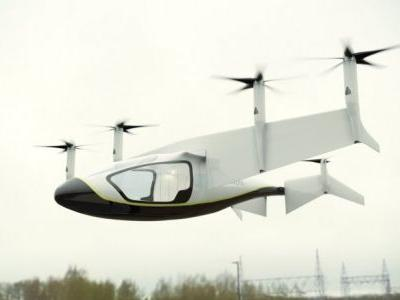 Rolls-Royce unveils its concept for a hybrid flying taxi
