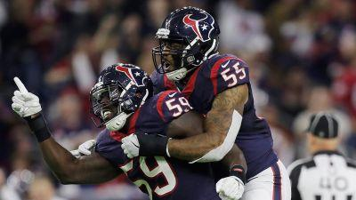 Texans cruise past Raiders in AFC wild-card game