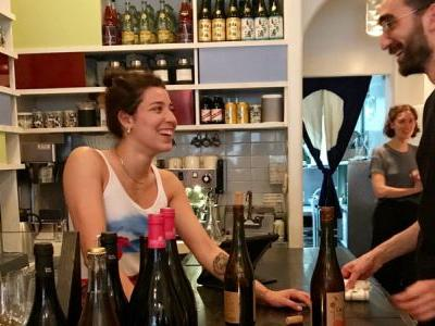 Meet the Tastemaker Bringing Natural Wine Education to NYC's Coolest Restaurants