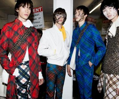 London Fashion Week Men's Heads To East London