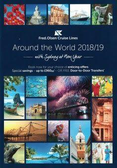 'Around the World 2018/19 with Sydney at New Year' - a Fred. Olsen first!