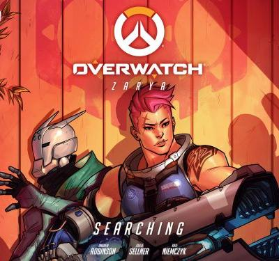 The new Overwatch digital comic finds Zarya searching for answers and overcoming her hatred of Omnics