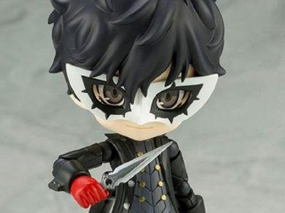 Persona 5 Joker Nendoroid on the way from Good Smile Co