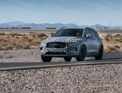 We Sample Infiniti's Variable-Compression-Ratio Engine