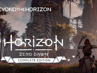 Horizon Zero Dawn Complete Edition Coming to PC August 7