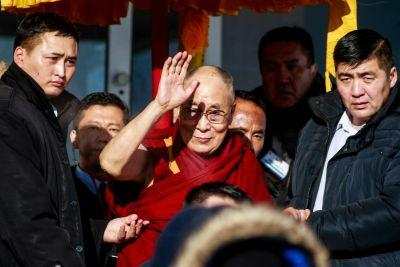 "Dalai Lama: ""I have no worries' about Trump's election"