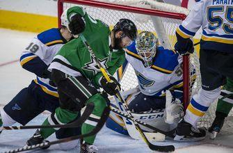 Stars, Blues meet again in Game 7 for spot in West finals