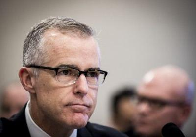 Andrew McCabe Kept Memos On Trump; They're Now Part Of The Russia Probe