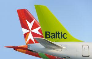 AirBaltic Growth Continues - Passengers Up +22% in May