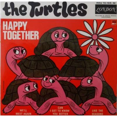 """The Number Ones: The Turtles' """"Happy Together"""""""