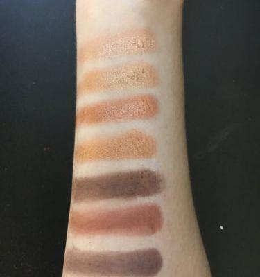 Swatches of the Tarte Toasted Palette Will Make You Feel All Sorts of Cozy