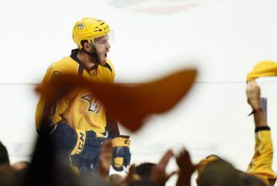 Predators upset Ducks for first Stanley Cup final berth