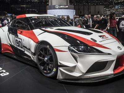 New Toyota Supra Will Not Get Manual Transmission