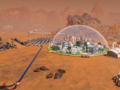 Xbox and PC sci-fi city builder Surviving Mars gets new developer diary detailing domes