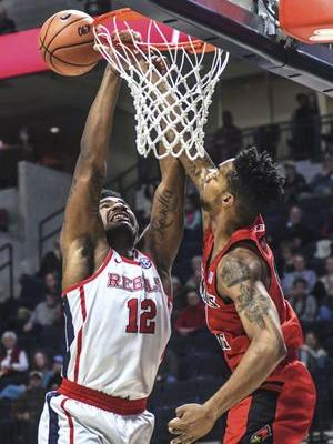 Illinois State edges Mississippi in overtime 101-97