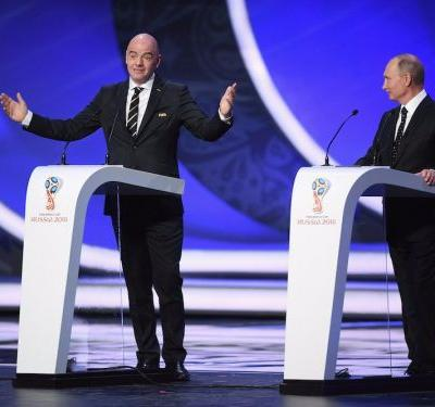 Russia was placed in the easiest World Cup group by far and people are raising their eyebrows