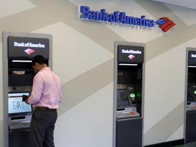 Bank of America 3Q profits rise 32 percent, beats forecasts