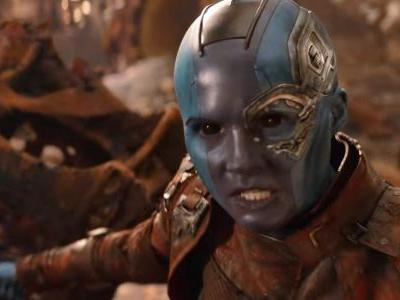 Karen Gillan Had No Idea How Important Nebula Would Be To The MCU