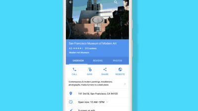 Q&A Section Coming To Google Maps For Android, Mobile Search