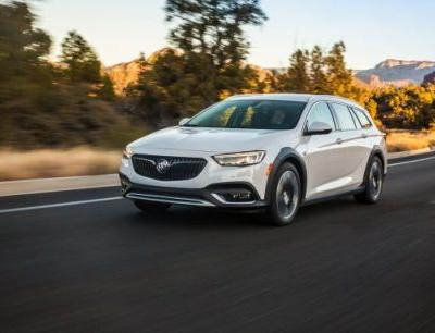 2018 Buick Regal TourX Driven: The First Buick Wagon in Decades