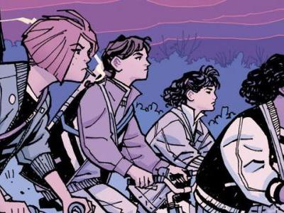 Amazon Will Adapt Image Comics' Paper Girls As a Series