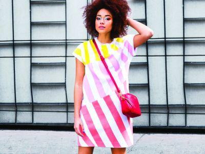 17 comfy t-shirt dresses for one-step summer style