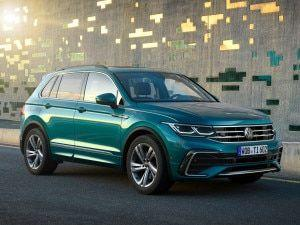 Volkswagen Tiguan Facelift Breaks Cover India Launch Expected In 2021