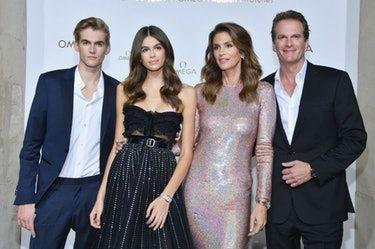 Who Is Cindy Crawford's Son? Presley Gerber Is A Model Just Like His Mother