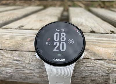 Garmin Forerunner 45 vs 35: Is the striking new style enough reason to upgrade?
