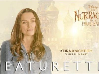 Take a Journey to the Four Realms in New The Nutcracker Featurette