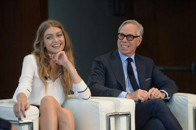 Gigi Hadid and Tommy Hilfiger Will Continue Their Collaboration for Two More Seasons