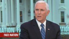 Mike Pence Invokes Martin Luther King Jr. To Sell Trump's Border Wall