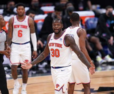 5 things to know in the NBA for Monday: How good can the New York Knicks really be?