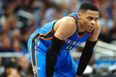 Russell Westbrook ties NBA single-season triple-double record