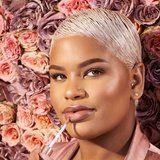 Exclusive: Alissa Ashley Is Dropping E.L.F. Makeup - and It's Shiny!