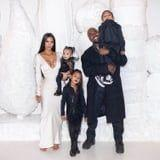 Kim Kardashian Was Shamed For North's Red Lipstick, but Wait Until You Hear the Backstory