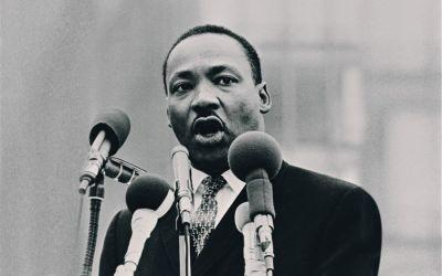 MLKDay Trends As Social Media Remembers Martin Luther King Jr