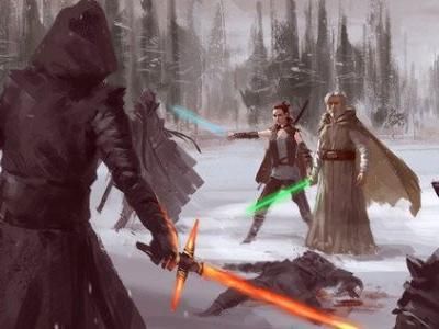 Why the Knights of Ren Didn't Show Up in The Last Jedi