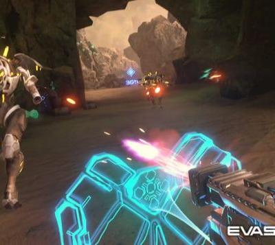 PlayStation VR Shooter Evasion Launches Fall 2018 With AIM Support