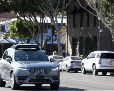 Following Fatal Crash, Some Press Pause on Self-Driving Tests