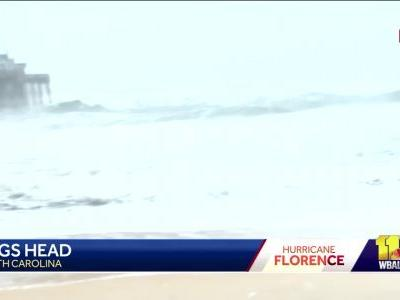 Conditions deteriorate as waves swell in NC