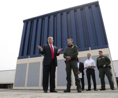 Trump may have just dropped a hint about his favorite designs for the border wall