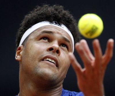 France into Davis Cup final, Australia and Belgium tied 2-2