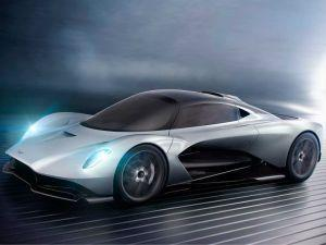 Valhalla Aston Martin RB-003 Gets A Name