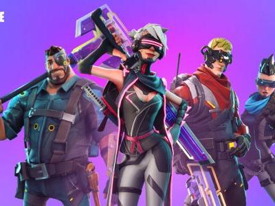 Fortnite: Battle Royale's Newest Weapon is Light Machine Gun